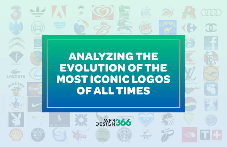 Analyzing The Evolution Of The Most Iconic Logos Of All Times.