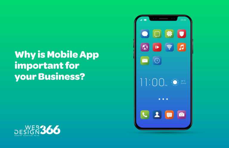 Why is Mobile App important for your Business?