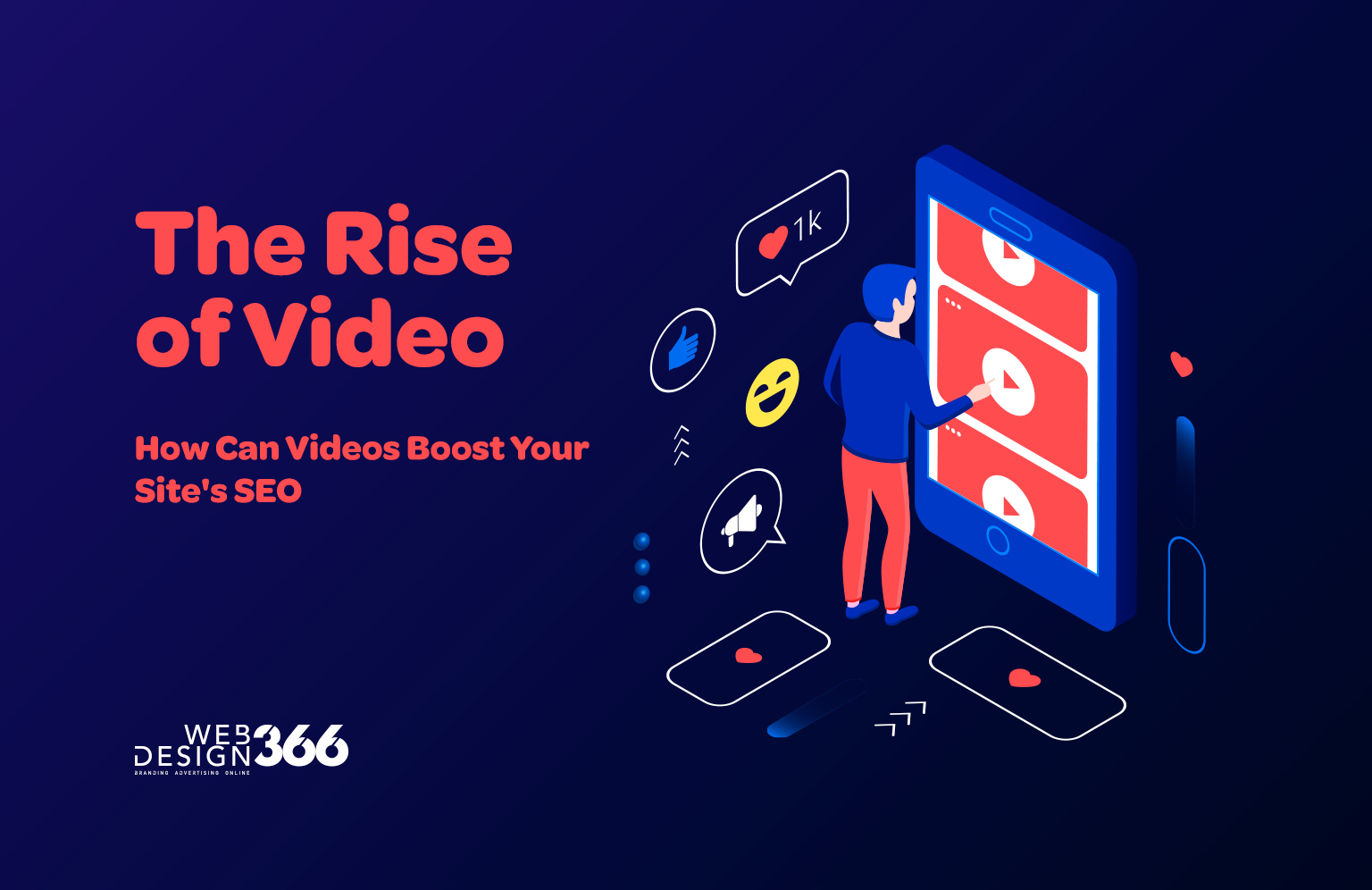 The Rise of Video: How Can Videos Boost Your Site's SEO