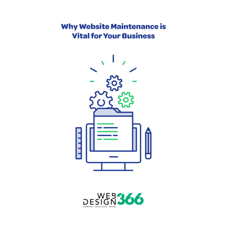 Why Website Maintenance is Vital for Your Business